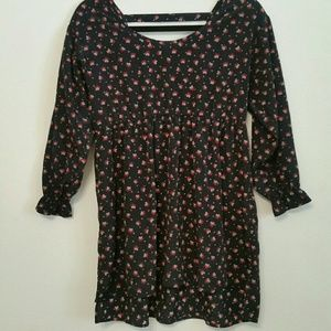 Anthropology Elodie baby doll top Size S
